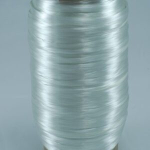 100m glasfiber tråd