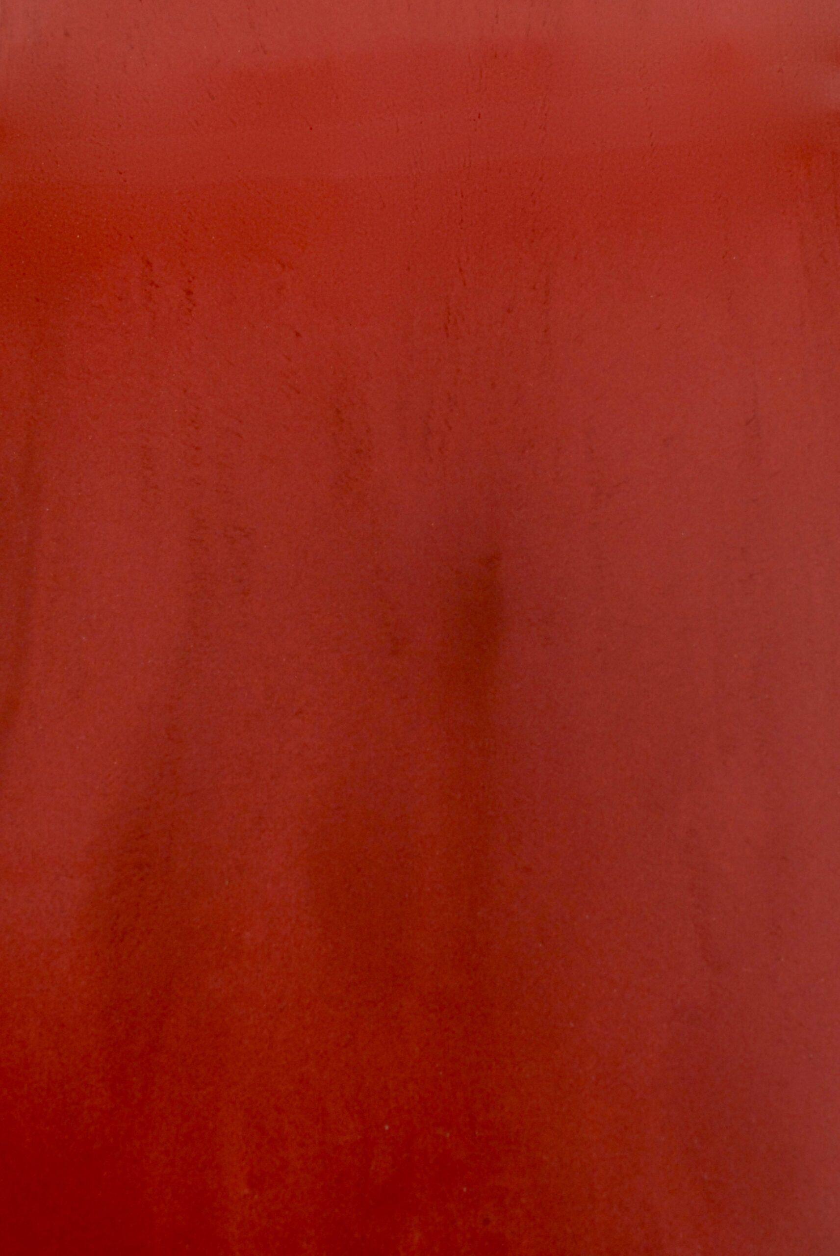 Wine Red metal epoxy