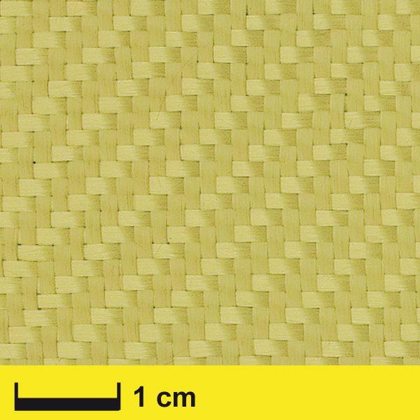 Aramid væv 170 g/m² (twill) 100 cm