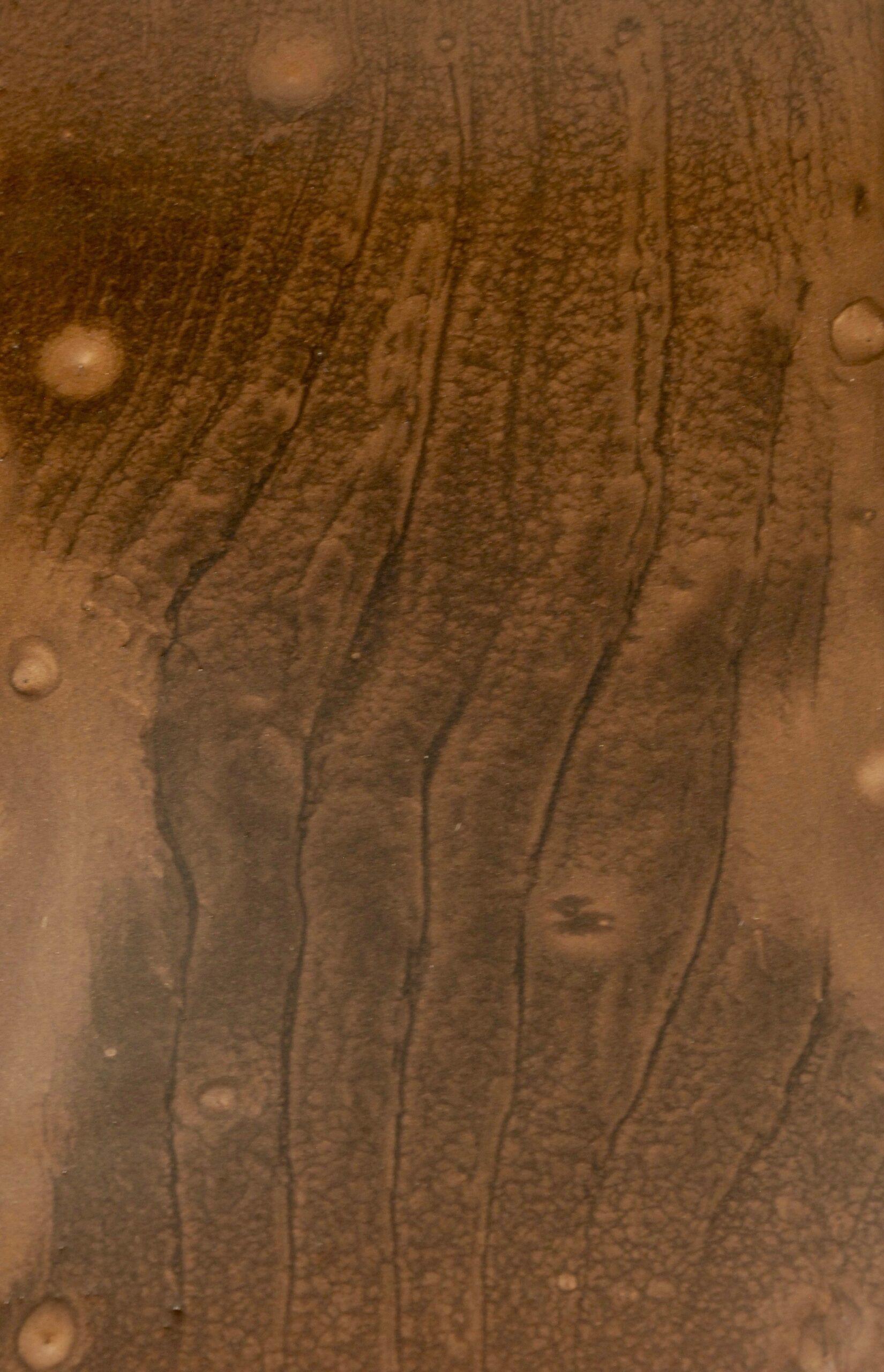 Deep Brown Metallic Farvepigment