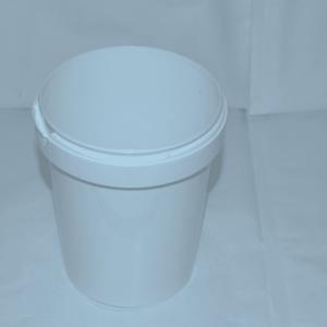 1 l. plastbøtte