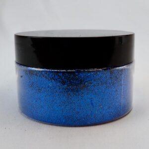 Glitter Dark Blue